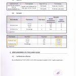 Kazem Yapı A1 Yangın Sınıfı belgesi 3